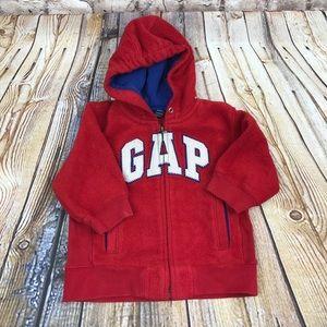 Baby Gap fizzy hoodie
